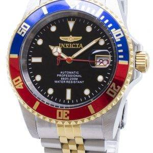 Invicta Pro Diver Professional 29180 automatique analogique montre 200M masculin