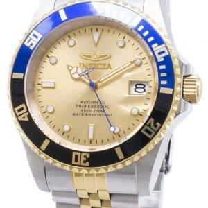 Invicta Pro Diver Professional 29181 automatique analogique montre 200M masculin