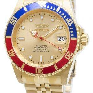 Invicta Pro Diver Professional 29183 automatique analogique montre 200M masculin