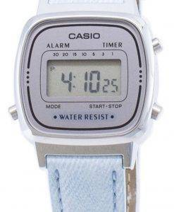 Montre Casio Digital LA670WL-2 a Quartz féminin