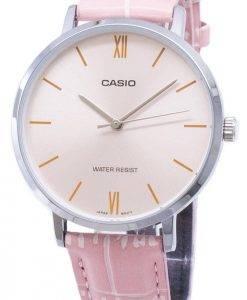 Quartz Casio LTP-VT01L-4 b analogique montre Femme