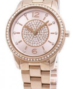 Michael Kors diamant Accents MK6619 Quartz analogique femme montre