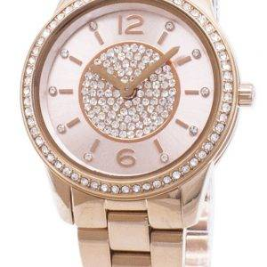 Michael Kors diamant Accents MK6619 Quartz analogique femme montre