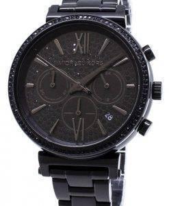 Montre Michael Kors chronographe MK6632 Quartz analogique femmes