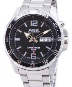 Montre Casio Illuminator MTD-1079D-1A2V MTD1079D-1A2V Quartz analogique pour hommes