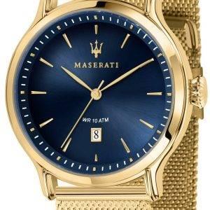 Maserati Epoca R8853118014 Quartz analogique montre homme