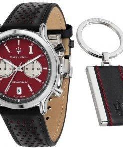 Montre légende de Maserati R8871638002 chronographe Quartz homme