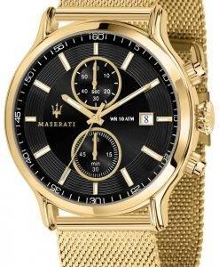 Montre Maserati Epoca R8873618007 chronographe Quartz homme