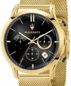 Maserati Ricordo R8873633003 Quartz analogique montre homme