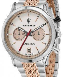 Montre légende de Maserati R8873638002 chronographe Quartz homme