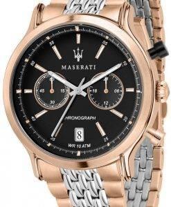 Montre légende de Maserati R8873638005 chronographe Quartz homme