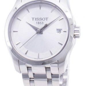 Montre femme Tissot T-Classic Couturier Lady T 035.210.11.031.00 T0352101103100 quartz