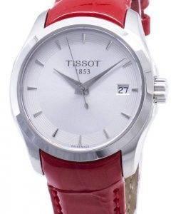 Montre femme Tissot T-Classic Couturier Lady T 035.210.16.031.01 T0352101603101 quartz