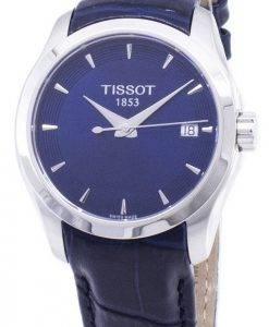 Montre femme Tissot T-Classic Couturier Lady T 035.210.16.041.00 T0352101604100 quartz