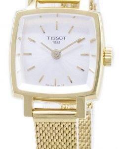 Tissot T-Lady Lovely Square T 058.109.33.031.00 T0581093303100 quartz analogique montre femme