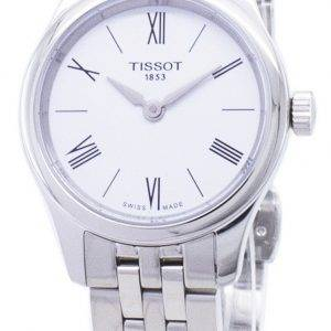 Montre Tissot T-Classic Tradition 5.5 Lady T063.009.11.018.00 T0630091101800 Quartz féminin