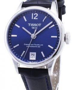 Tissot T-Classic Powermatic 80 T 099.207.16.047.00 T0992071604700 Automatic montre femme