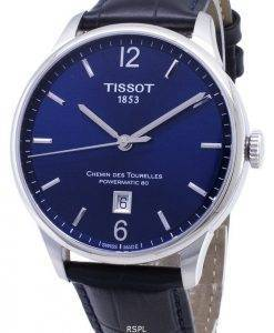 Tissot T-Classic Powermatic 80 T 099.407.16.047.00 T0994071604700 montre analogique automatique pour homme