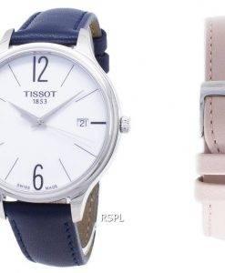 Tissot T-Lady Bella ora Round T 103.210.16.017.00 T1032101601700 quartz montre femme