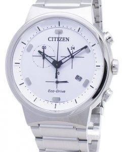 Citizen Eco-Drive AT2400-81A chronographe analogique montre homme