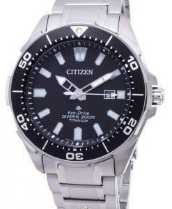 Citizen Eco-Drive BN0200-81E Promaster Diver 200M montre homme