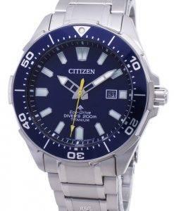 Citizen Eco-Drive BN0201-88L Promaster Diver 200M montre homme