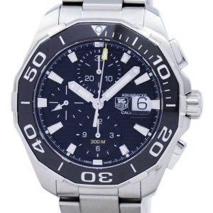 TAG Heuer Aquaracer chronographe automatique 300M CAY211A. BA0927 Montre homme