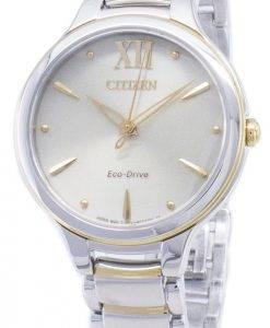 Citizen Eco-Drive EM0554-82X montre femme analogique