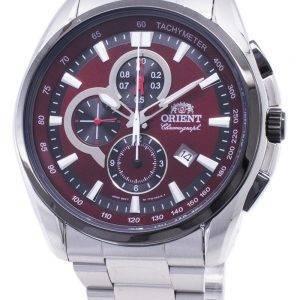Montre Orient Classic FTT13001H chronographe quartz homme