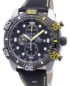 Montre homme Orient sport FTT16005B chronographe quartz