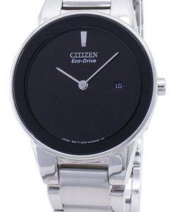 Citizen Axiom Eco-Drive GA1050-51E montre analogique pour femme