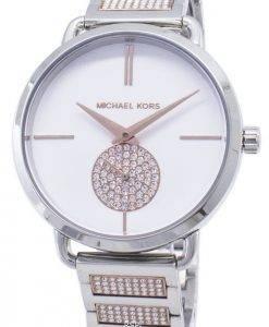 Michael Kors Portia MK4352 Diamond accents quartz montre femme