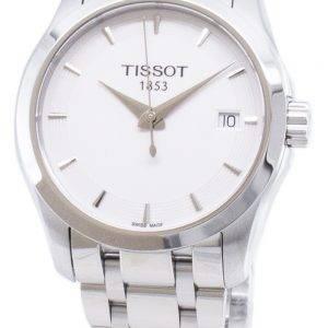 Montre femme Tissot T-Classic Couturier T 035.210.11.011.00 T0352101101100 quartz