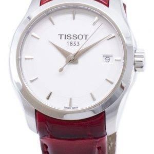 Montre femme Tissot T-Classic Couturier T 035.210.16.011.01 T0352101601101 quartz