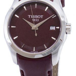 Montre femme Tissot T-Classic Couturier T 035.210.16.371.00 T0352101637100 quartz