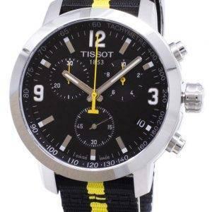 Tissot PRC 200 T 055.417.17.057.01 T0554171705701 chronographe 200M montre homme