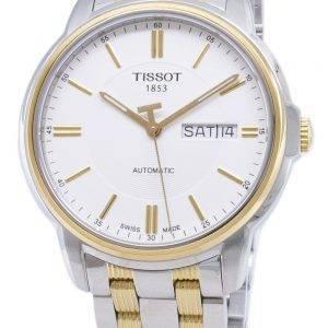 Montre Tissot T-Classic Automatic III T 065.430.22.031.00 T0654302203100 analogique pour homme