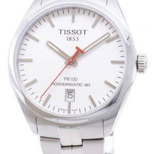 Tissot PR 100 Asian Games Edition T 101.407.11.011.00 T1014071101100 Powermatic 80 montre homme