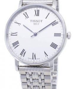 Tissot T-Classic Everytime moyen T 109.410.11.033.00 T1094101103300 quartz analogique montre homme