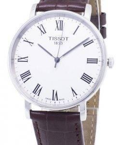 Tissot T-Classic Everytime moyen T 109.410.16.033.00 T1094101603300 quartz analogique montre homme