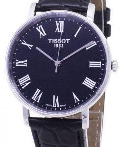 Tissot T-Classic Everytime moyen T 109.410.16.053.00 T1094101605300 quartz analogique montre homme