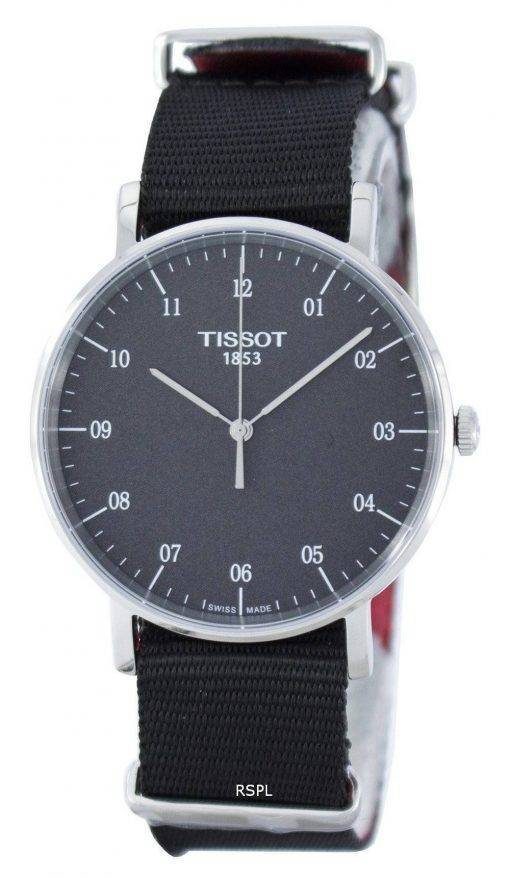 Montre Tissot T-Classic Everytime Medium T109.410.17.077.00 T1094101707700 masculin