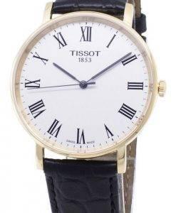 Montre Tissot T-Classic Everytime Medium T 109.410.36.033.00 T1094103603300 quartz hommes