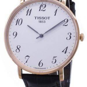 Montre Tissot T-Classic à chaque fois grand T109.610.36.032.00 T1096103603200 Quartz homme