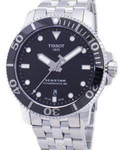 Tissot T-sport Seastar T 120.407.11.051.00 T1204071105100 Powermatic 80 300M montre homme