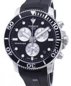 Tissot T-sport Seastar T 120.417.17.051.00 T1204171705100 chronographe 300M montre homme
