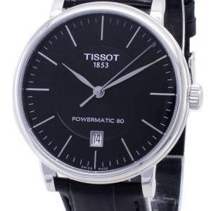 Tissot T-Classic Carson T 122.407.16.051.00 T1224071605100 Powermatic 80 montre homme