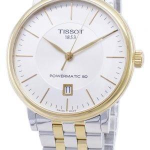 Tissot T-Classic Carson T 122.407.22.031.00 T1224072203100 Powermatic 80 montre homme