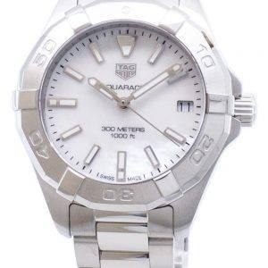 Tag Heuer Aquaracer WBD1311. BA0740 quartz analogique 300M montre femme