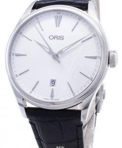 Oris Artelier Date 01 733 7721 4051-07 5 21 64FC 01-733-7721-4051-07-5-21-64FC Montre Homme Automatique